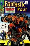Fantastic Four #68 comic books - cover scans photos Fantastic Four #68 comic books - covers, picture gallery