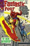 Fantastic Four #69 comic books - cover scans photos Fantastic Four #69 comic books - covers, picture gallery