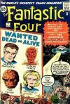 Fantastic Four #7 comic books - cover scans photos Fantastic Four #7 comic books - covers, picture gallery