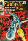 Fantastic Four #72 Comic Books - Covers, Scans, Photos  in Fantastic Four Comic Books - Covers, Scans, Gallery