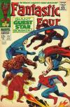 Fantastic Four #73 comic books - cover scans photos Fantastic Four #73 comic books - covers, picture gallery