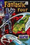Fantastic Four #74 comic books - cover scans photos Fantastic Four #74 comic books - covers, picture gallery