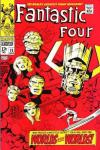Fantastic Four #75 comic books - cover scans photos Fantastic Four #75 comic books - covers, picture gallery