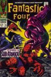 Fantastic Four #76 comic books - cover scans photos Fantastic Four #76 comic books - covers, picture gallery