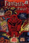Fantastic Four #77 comic books - cover scans photos Fantastic Four #77 comic books - covers, picture gallery