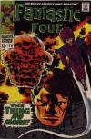 Fantastic Four #78 comic books - cover scans photos Fantastic Four #78 comic books - covers, picture gallery