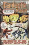 Fantastic Four #8 comic books - cover scans photos Fantastic Four #8 comic books - covers, picture gallery