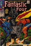 Fantastic Four #80 Comic Books - Covers, Scans, Photos  in Fantastic Four Comic Books - Covers, Scans, Gallery