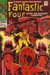 Fantastic Four #81 Comic Books - Covers, Scans, Photos  in Fantastic Four Comic Books - Covers, Scans, Gallery