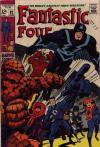 Fantastic Four #82 comic books - cover scans photos Fantastic Four #82 comic books - covers, picture gallery