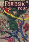 Fantastic Four #83 comic books - cover scans photos Fantastic Four #83 comic books - covers, picture gallery
