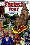 Fantastic Four #84 comic books - cover scans photos Fantastic Four #84 comic books - covers, picture gallery