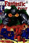 Fantastic Four #86 comic books - cover scans photos Fantastic Four #86 comic books - covers, picture gallery