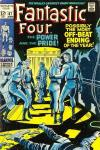 Fantastic Four #87 Comic Books - Covers, Scans, Photos  in Fantastic Four Comic Books - Covers, Scans, Gallery
