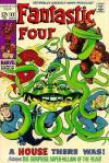 Fantastic Four #88 comic books - cover scans photos Fantastic Four #88 comic books - covers, picture gallery