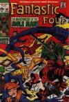 Fantastic Four #89 comic books - cover scans photos Fantastic Four #89 comic books - covers, picture gallery