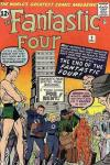 Fantastic Four #9 Comic Books - Covers, Scans, Photos  in Fantastic Four Comic Books - Covers, Scans, Gallery