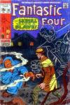 Fantastic Four #90 comic books - cover scans photos Fantastic Four #90 comic books - covers, picture gallery