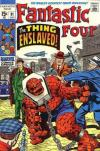 Fantastic Four #91 Comic Books - Covers, Scans, Photos  in Fantastic Four Comic Books - Covers, Scans, Gallery