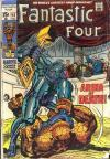 Fantastic Four #93 comic books - cover scans photos Fantastic Four #93 comic books - covers, picture gallery