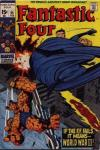 Fantastic Four #95 comic books - cover scans photos Fantastic Four #95 comic books - covers, picture gallery