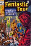 Fantastic Four #96 comic books - cover scans photos Fantastic Four #96 comic books - covers, picture gallery