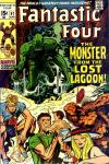 Fantastic Four #97 Comic Books - Covers, Scans, Photos  in Fantastic Four Comic Books - Covers, Scans, Gallery