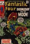 Fantastic Four #98 Comic Books - Covers, Scans, Photos  in Fantastic Four Comic Books - Covers, Scans, Gallery