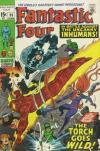 Fantastic Four #99 comic books - cover scans photos Fantastic Four #99 comic books - covers, picture gallery