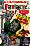 Fantastic Four #2 comic books - cover scans photos Fantastic Four #2 comic books - covers, picture gallery