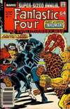 Fantastic Four #21 comic books - cover scans photos Fantastic Four #21 comic books - covers, picture gallery