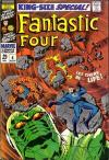 Fantastic Four #6 comic books - cover scans photos Fantastic Four #6 comic books - covers, picture gallery