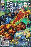 Fantastic Four #1 Comic Books - Covers, Scans, Photos  in Fantastic Four Comic Books - Covers, Scans, Gallery