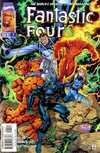 Fantastic Four #4 comic books - cover scans photos Fantastic Four #4 comic books - covers, picture gallery