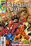 Fantastic Four #9 comic books - cover scans photos Fantastic Four #9 comic books - covers, picture gallery