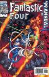 Fantastic Four #1999 comic books - cover scans photos Fantastic Four #1999 comic books - covers, picture gallery
