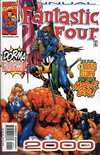 Fantastic Four #2000 comic books - cover scans photos Fantastic Four #2000 comic books - covers, picture gallery
