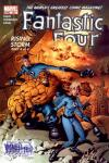 Fantastic Four #523 comic books - cover scans photos Fantastic Four #523 comic books - covers, picture gallery
