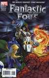 Fantastic Four #551 Comic Books - Covers, Scans, Photos  in Fantastic Four Comic Books - Covers, Scans, Gallery