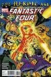 Fantastic Four #580 comic books - cover scans photos Fantastic Four #580 comic books - covers, picture gallery