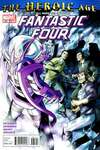 Fantastic Four #581 Comic Books - Covers, Scans, Photos  in Fantastic Four Comic Books - Covers, Scans, Gallery