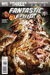 Fantastic Four #584 Comic Books - Covers, Scans, Photos  in Fantastic Four Comic Books - Covers, Scans, Gallery