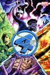 Fantastic Four #587 comic books for sale