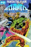 Fantastic Four: Atlantis Rising comic books