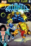 Fantastic Four: Atlantis Rising #2 comic books for sale