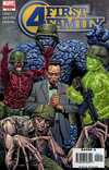 Fantastic Four: First Family #5 comic books - cover scans photos Fantastic Four: First Family #5 comic books - covers, picture gallery