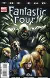 Fantastic Four: The End comic books