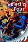 Fantastic Four Unlimited #9 comic books for sale