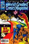 Fantastic Four: World's Greatest Comics Magazine #10 comic books - cover scans photos Fantastic Four: World's Greatest Comics Magazine #10 comic books - covers, picture gallery