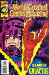Fantastic Four: World's Greatest Comics Magazine #11 Comic Books - Covers, Scans, Photos  in Fantastic Four: World's Greatest Comics Magazine Comic Books - Covers, Scans, Gallery
